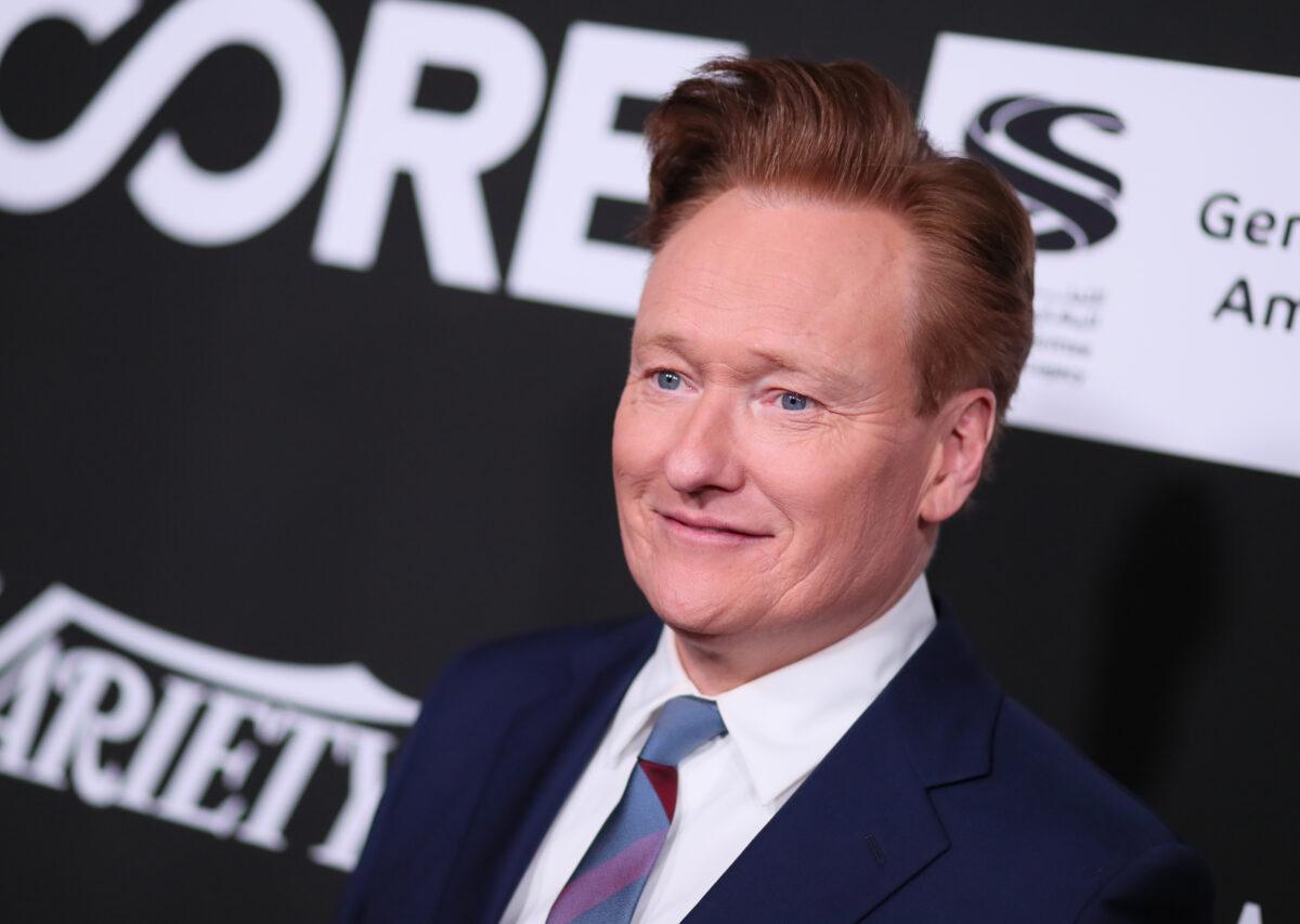 Conan O'Brien's Late-Night Talk Show Is Ending