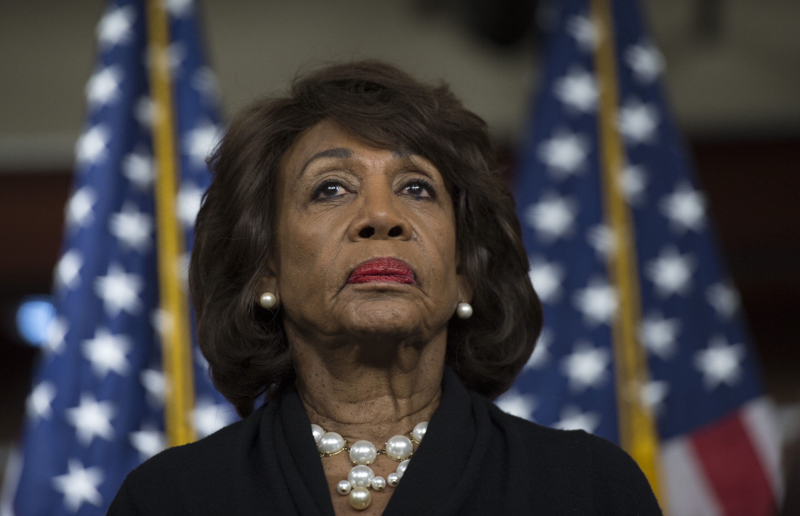 Maxine Waters Promises to 'Never, Ever Forgive' Black Trump Voters: 'They Will Go Down In History'