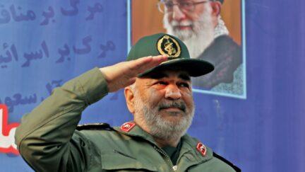 Hossein Salami Atta Kenare/Getty Images