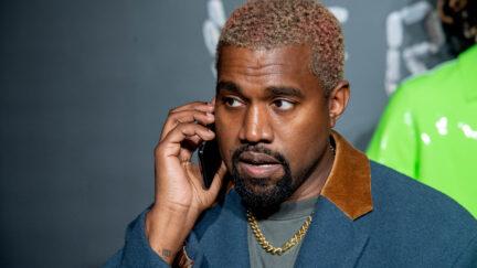 Kanye West Concedes Election