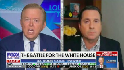Lou Dobbs Goes Full Denial, Demands Republicans Refuse to Accept Election Results