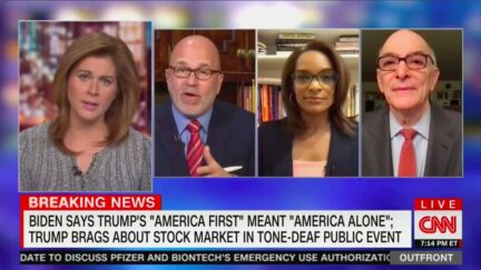 Michael Smerconish Calls Out Trump for Making Potential 2024 Campaign Ad Over Dow 30,000