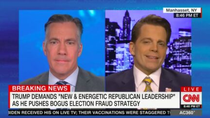 Anthony Scaramucci's Ominous Prediction for Final Weeks of Trump Presidency