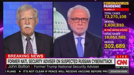 John Bolton Calls Out 'Disappearing' Relevance of Trump Administration