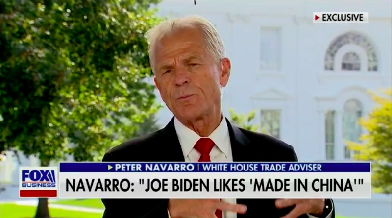 Special Counsel Finds Peter Navarro Violated Hatch Act by Attacking Biden