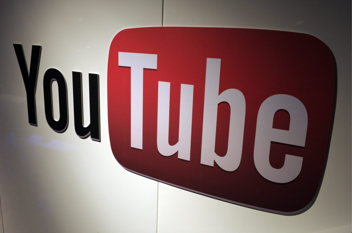 YouTube Eric Piermont/Getty Images