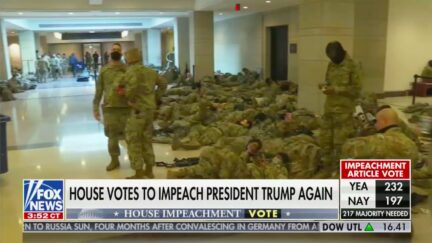 Fox's Jen Griffin Reports More US Troops Inside DC Than in Iraq, Afghanistan