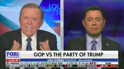 Lou Dobbs Slams GOP for 'Utter Disregard for Trump's Right to Loyalty'
