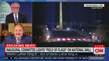 MLK III Says Father Would've Been 'Disappointed' in Capitol Insurrection