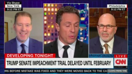 Michael Smerconish Says Senate Woud Overwhelmingly Convict Trump on Secret Ballot