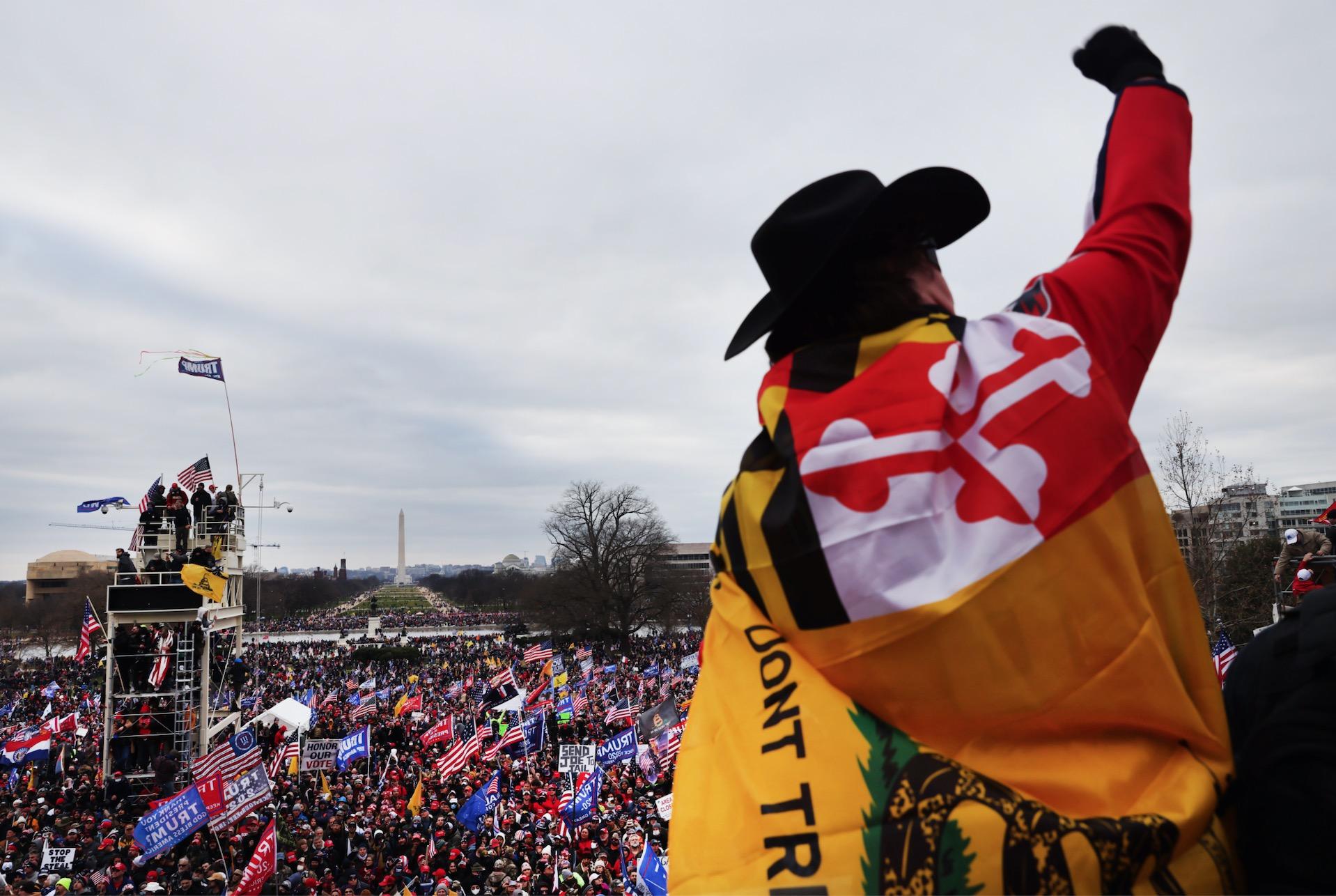 Rally Spencer Platt/Getty Images