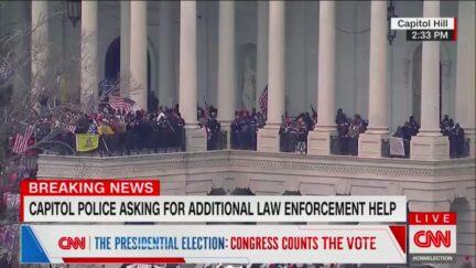 trump capitol protests