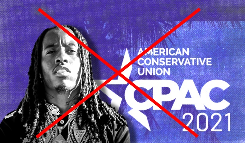 CPAC Cancels Invite for Anti-Semitic Rapper Young Pharaoh
