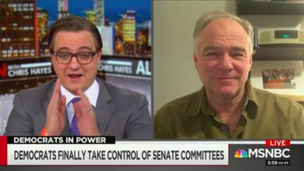 Chris Hayes Begs Senate Democrats Not to Means Test Covid Relief Checks