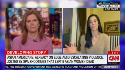 CNN's Lisa Ling Challenges Police 'Hesitancy' to Label Atlanta Shootings a Hate Crime