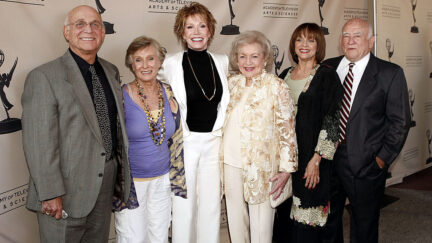 mary tyler moore show cast