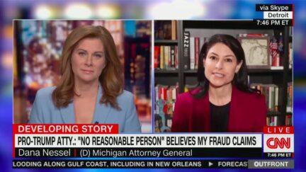 MI AG Calls Out Sidney Powell's Walkback of 'Big Lie'