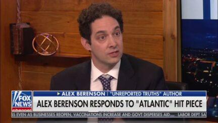 Alex Berenson on Fox News