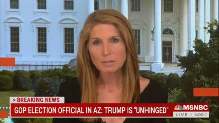 Nicolle Wallace hosts Deadline White House