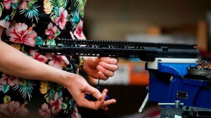 AR-15 manufacturing
