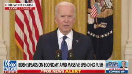 Joe Biden discusses jobs and employment