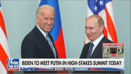 Biden Putin summit on Fox & Friends