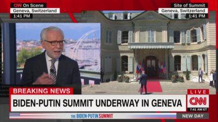 CNN on Biden Putin Meeting