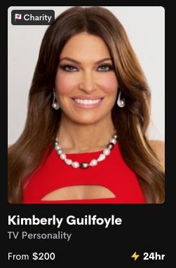 Kimberly Guilfoyle Cameo