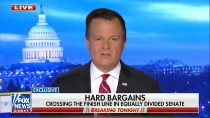 Mike Emanuel hosts Special Report with Bret Baier on Fox News