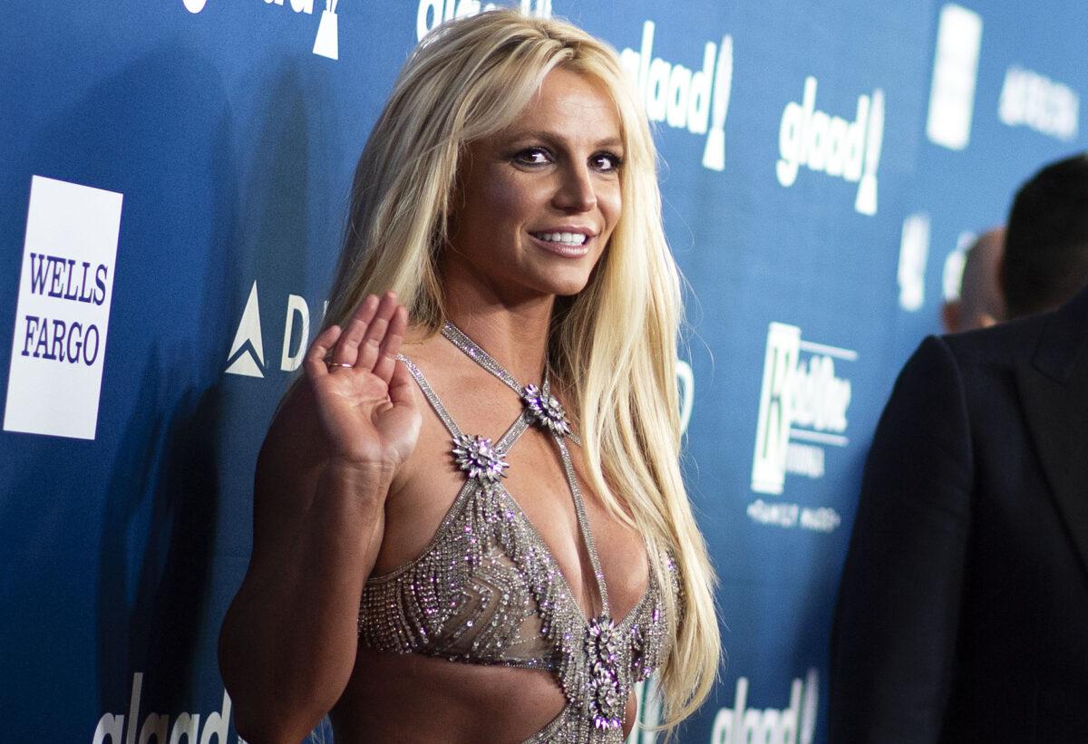 Britney Spears Sam Ingham