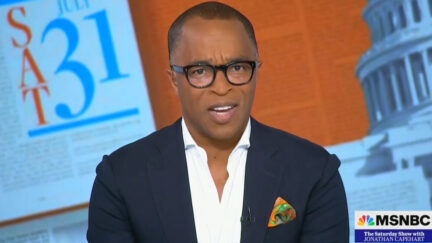 Jonathan Capehart Cross Connection Funny Moment