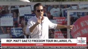 gaetz florida man rally