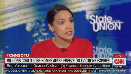 Alexandria Ocasio-Cortez on State of the Union