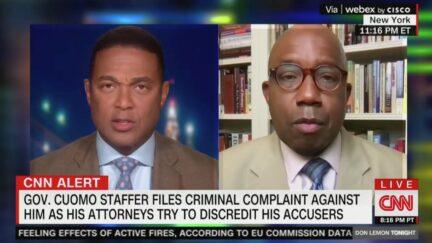 Don Lemon on CNN Tonight