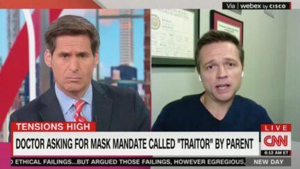 Tennessee Doctor Britt Maxwell on CNN's New Day