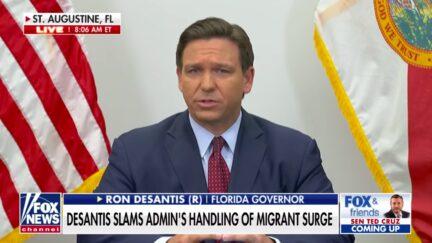 Ron Desantis on Fox News