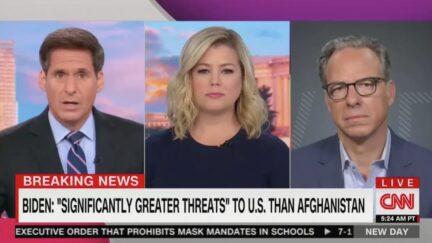 Jake Tapper on CNN New Day