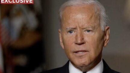 Joe Biden on GMA