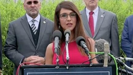 Lauren Boebert Warns Republicans With 'Doubts' About Impeaching Biden
