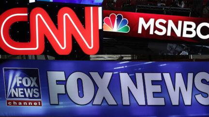 CNN MSNBC Fox News