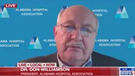 Dr. Don Williamson