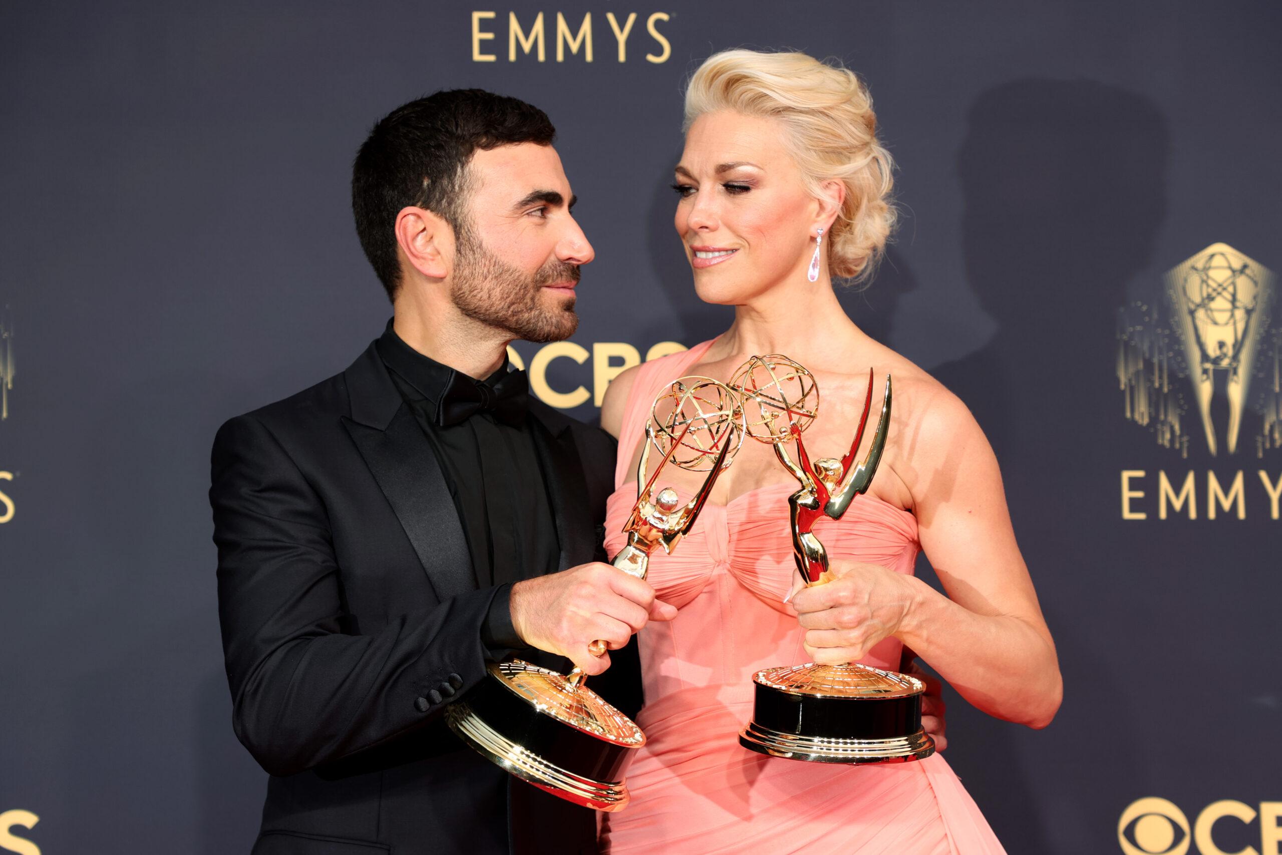 73rd Primetime Emmy Awards - Press Room