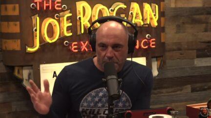 Joe Rogan explains his ivermectin regimen