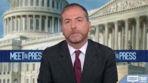 Chuck Todd: Biden Has a 'Crediblity Crisis'