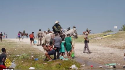 US Border Patrol Officer Lashes Out at Haitian Migrants Crossing Rio Grande Valley, 'This is Why Your Country's S***'