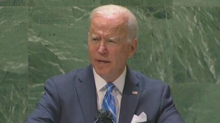 Joe Biden Calls for 'Relentless Diplomacy' at the United Nations