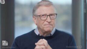 Bill Gates Awkwardly Responds to Jeffrey Epstein Question