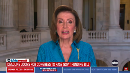Nancy Pelosi discusses upcoming funding bill on ABC's This Week