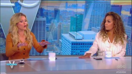 Sara Haines and Sunny Hostin discuss Monica Lewinsky on The View