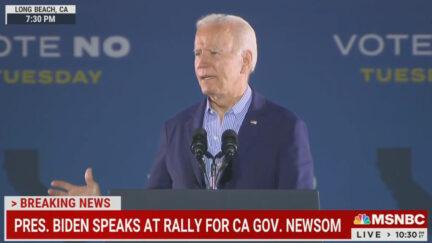 Joe Biden Slams GOP Governors on New Vax Requirements